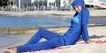 Maroko Cekal Penggunaan Burkini alias Baju Renang Halal