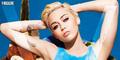 Miley Cyrus Foto Bugil di V Magazine