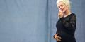 Pasca Melahirkan, Christina Aguilera Bugil di Playboy
