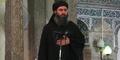 Pemimpin ISIS Abu Bakr al-Baghdadi Lolos dari Serangan Udara Irak dan AS