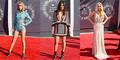Penampilan Seksi Selebriti di Red Carpet MTV VMA 2014