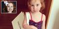 Pixie Curtis, Gadis 2 Tahun yang Hidup Mewah