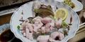 Restoran Jepang Sajikan Sashimi Kodok Masih Hidup