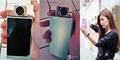 Sony DSC-KW1, Kamera Selfie Mirip Botol Parfum