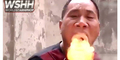 Video Master Kung Fu China Semburkan Api dari Mulutnya