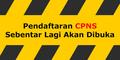 Website Alternatif Pendaftaran CPNS 2014