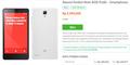 Harga Xiaomi Redmi Note di Indonesia Rp 3 Juta