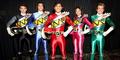Yoshi Sudarso, Si Ranger Biru Power Rangers Dino Charge dari Indonesia