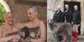 12 Wanita Cantik Rela Botak dan Foto Bugil Untuk Amal