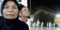 23 Tahun Menabung, Penjual Gula Aren Keliling Berangkat Haji