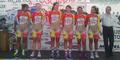 Blunder Kostum 'Transparan' Tim Sepeda Wanita Kolombia