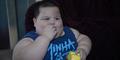 Bocah 3 Tahun Bobot 70 Kg ini Tidak Bisa Berhenti Makan