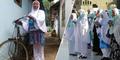 Bukan Sinetron, Menabung 24 Tahun Tukang Bubur Naik Haji