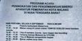 Daftar Agenda Diklat PNS Kota Malang Menuai Kecaman di Sosial Media