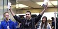 David Rahimi, Pemilik iPhone 6 Pertama