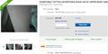 Dilelang: Sebuah Lengan untuk Media Iklan di eBay