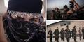 Foto Latihan Perempuan Kurdi di Kamp Militer untuk Hadapi ISIS