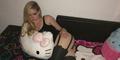 Foto Seksi Avril Lavigne Pakai Lingerie Beredar