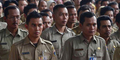 Gaji PNS dan TNI/Polri Naik 6 Persen pada 2015