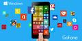 GoFone GF47W, Smartphone Windows Pertama
