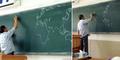Guru di China Gambar Peta Dunia Akurat dan Detail Tanpa Contekan