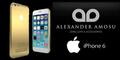 iPhone 6 Berlapis Emas 24 Karat Sudah Bisa Dibeli Rp 45 Juta