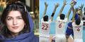Iran Penjara Wanita Cantik asal Inggris Sebab Nonton Voli Pria