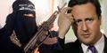 Jihadis Wanita ISIS ingin Kepala PM Inggris David Cameron Dipenggal