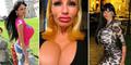 Model Cantik Victoria Wild Terobsesi Punya Tubuh Seperti Boneka Seks