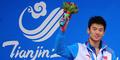 Ning Zetao, Atlet Renang Terganteng di Asian Games 2014