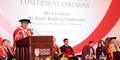 Presiden SBY Terima Gelar Order of Temasek First Class dari Singapura