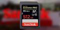 SanDisk Extreme Pro, SD Card 512GB Pertama di Dunia