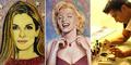 Seniman Cristiam Ramos Melukis Indah Dengan Pasta Gigi