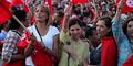Tunisia 'Dikuasai' Warga Perempuan