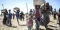 Turki Tampung 45.000 Pengungsi dari Suriah Dalam Semalam
