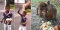 Video Bocah Malaysia Banting Anak Anjing Banjir Kecaman