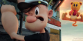 Video Cuplikan Adegan Konyol Film Popeye Versi 3D