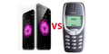 Video Tes Bengkok Nokia 3310 vs iPhone 6 Plus
