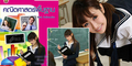 Bintang Porno Jepang Mana Aoki Hiasi Cover Buku Pelajaran!
