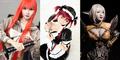 10 Cosplayer Tercantik dan Terseksi Di Dunia