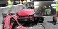 Akibat Selfie Di Jalan Tol 2 Orang Tewas Disambar Truk