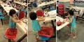 Bocah China Peduli Kebersihan Permalukan Mahasiswa Pemalas