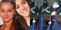 Menyesal Gabung ISIS, Dua Gadis Cantik Austria Hamil dan Ingin Pulang