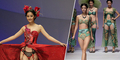Foto Model Seksi Peserta Kontes Lingerie di Beijing