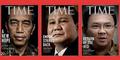 Foto Parodi Cover Time Edisi Jokowi, Prabowo dan Ahok Ala Star Wars