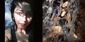 Foto Seksi Sonarika Bhadoria 'Dewi Parwati' Mahadewa di Bawah Air Terjun
