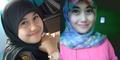 Foto Selfie Nurul Habibah, Satpol PP Cantik Banten