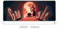 Halloween: 5 Doodle Menyeramkan di Google