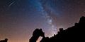Hujan Meteor Orionid pada 21 Oktober Bisa Disaksikan Mata Telanjang