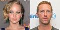 Jennifer Lawrence-Chris Martin Putus